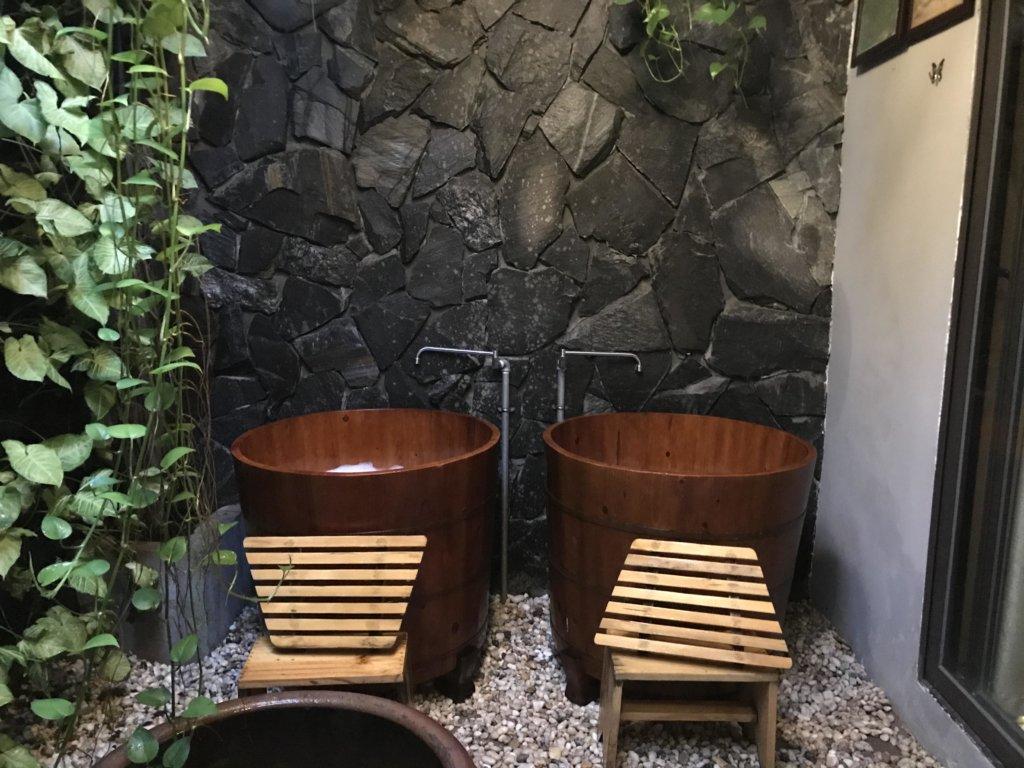 susu garden spa bath
