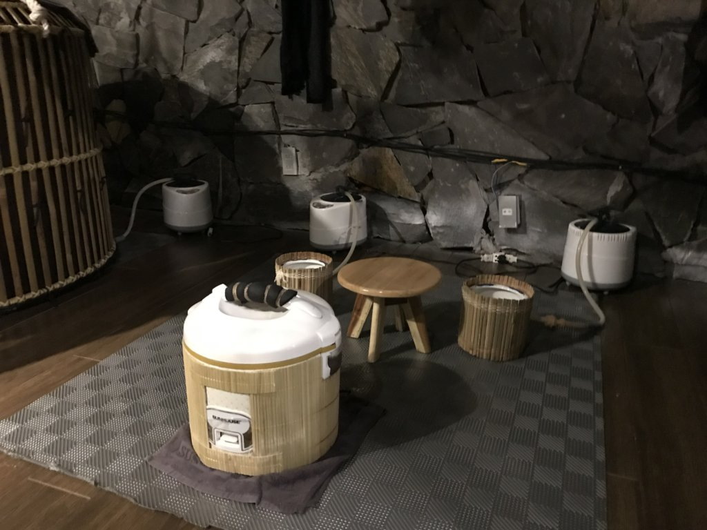 rice cooker susu garden spa