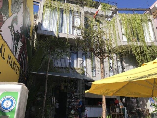 the vietnam hostel